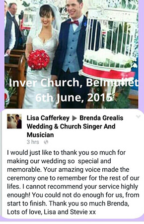 Inver Church Belmullet June 6th 2015